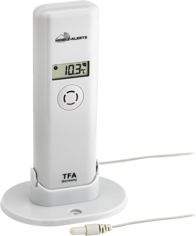 TFA-Dostmann TFA WeatherHub T F Sender mit Kabelfühler wasserfest