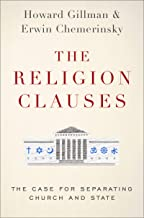 The Religion Clauses: The Case for Separating Church and State (Inalienable Rights) PDF