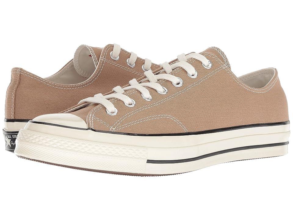 Converse Chuck 70 Sunbleached Asphalt Ox (Teak/Black/Egret) Shoes