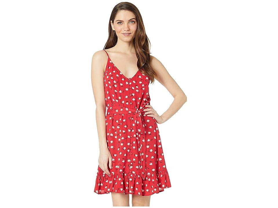 Billabong Air Dancer Dress (Havana Red) Women