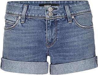 Women's Croxley Mid Thigh Flap Pocket Jean Short