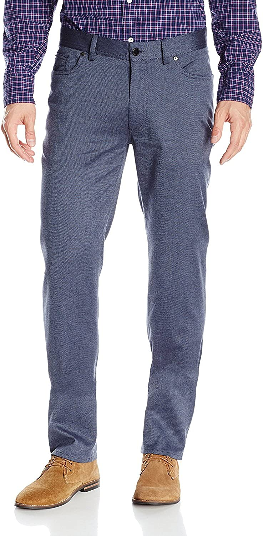 Vince Camuto Men's 5 Pocket Stretch Pant