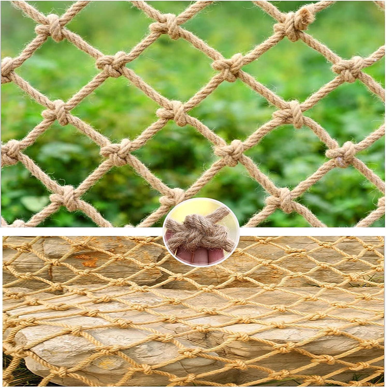 Rope Net 2021 new Fence Hemp Netting O Heavy Houston Mall Climbing Duty Cargo