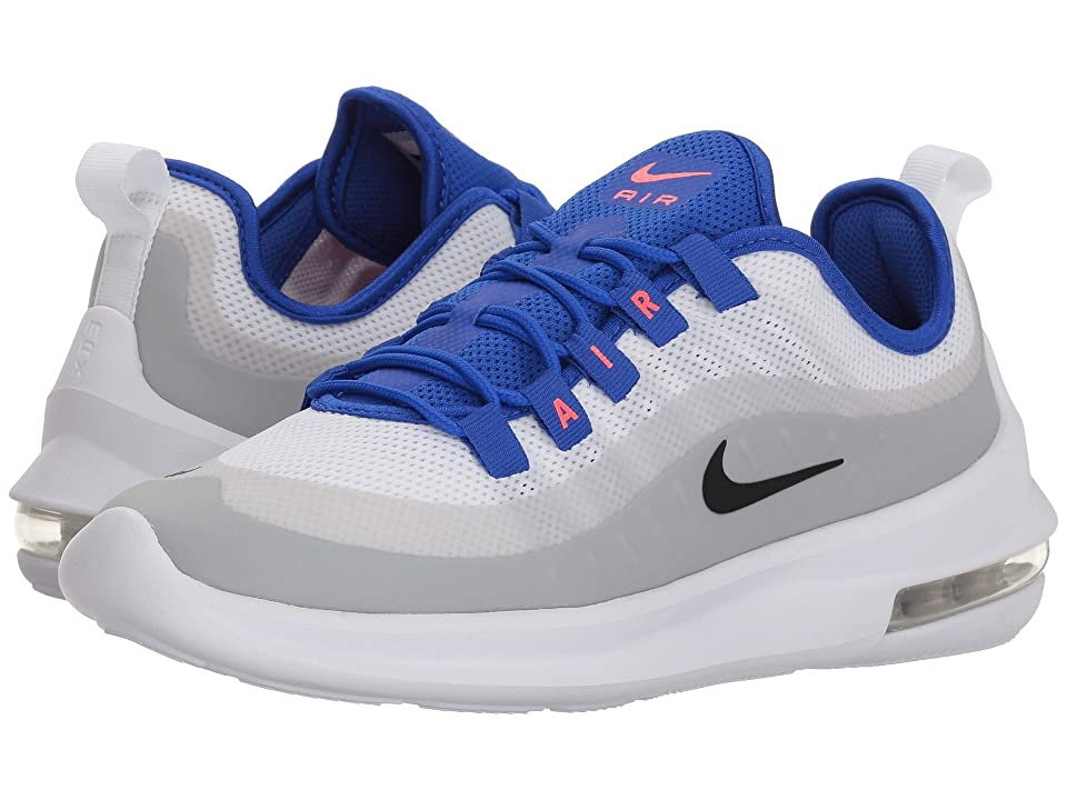 Nike Air Max Axis (White/Black/Racer Blue/Solar Red) Women