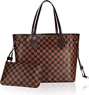 SEYMEZLIWE Womens V Style Bags Women Handbag Tote MM Size Shoulder Bag