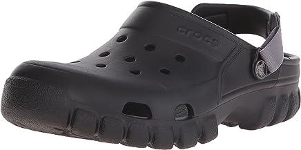 Crocs Men's Offroad Sport Clog  | Comfort Rugged Outdoor Shoe With Adjustable Strap | Lightweight