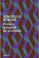 Historia universal de la infamia (Spanish Edition) Format Kindle