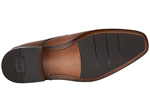 Black Smooth Smooth Double Perf Monk Florsheim Strap Postino PerfCognac pZqInAw