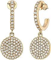 Kate Spade New York - Shine On Pave Drop Earrings