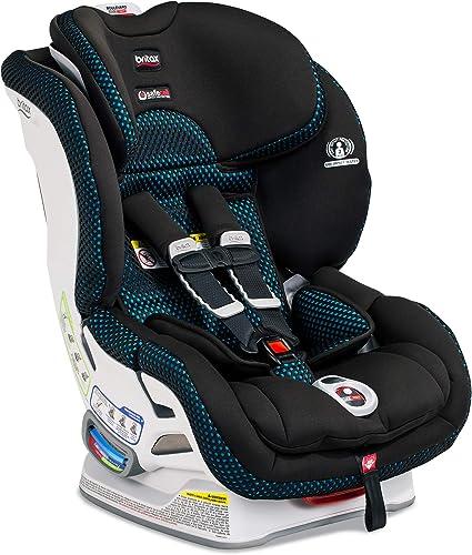 Britax Boulevard ClickTight Convertible Car Seat | 2 Layer Impact Protection - Rear & Forward Facing - 5 to 65 Pounds...