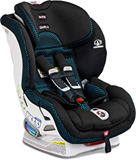 Britax Boulevard ClickTight Convertible Car Seat - 2 Layer Impact Protection - Rear & Forward Facing - 5 to 65 Pounds, Cool Flow Ventilating Fabric, Teal