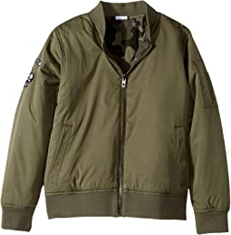 Lucky Brand Kids - Bomber Reversible Jacket (Big Kids)