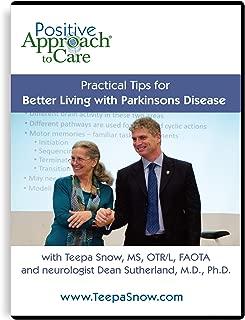 Teepa Snow Parkinson's Disease Training: Practical Tips for Better Living with Parkinson's Disease, 2 DVD Set