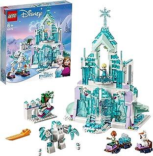 LEGO 43172 Disney Frozen Magical Ice Palace Princess Elsa and Anna Mini Dolls Playground