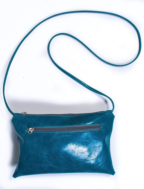 Crystalyn Kae Bossa Nova Medium Bag Crossbody New products world's highest Max 84% OFF quality popular Turquoise Teal -