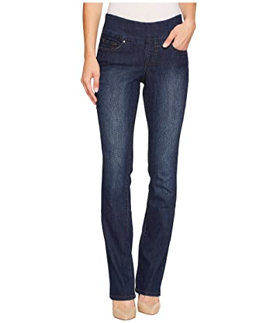 Jag Jeans Paley Pull-On Slim Boot Jeans (Blue Shadow) Women