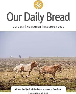 Our Daily Bread - October / November / December 2021