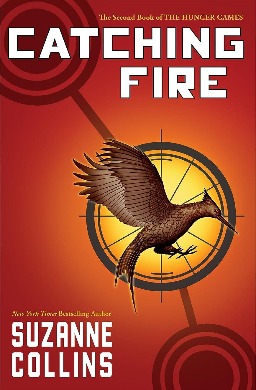 つかまえる免除スライムCatching Fire (Hunger Games Trilogy, Book 2)