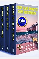 Chef Dani Rosetti Cozy Mysteries Kindle Edition