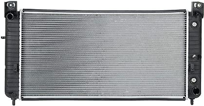Klimoto Brand New Radiator fits Chevrolet Silverado Cadillac Escalade GMC Yukon 4.8L 5.3L 6.0L 6.2L V8 GM3010275 21497 8012423 52486595 CU2423 RAD2423 DPI2423 34