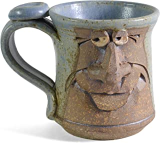 Best vintage face mugs pottery Reviews