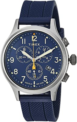 Timex - Allied Chrono Silicone