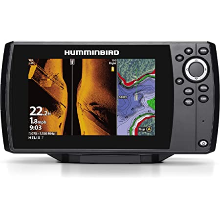 Humminbird Helix 7 Chirp MSI GPS G3, w/Xdcr