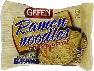 Gefen Ramen Noodle Chicken Flavored, 3-Ounce (Pack of 24)