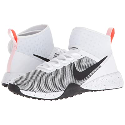 Nike Air Zoom Strong 2 Training (White/Black/Total Crimson) Women