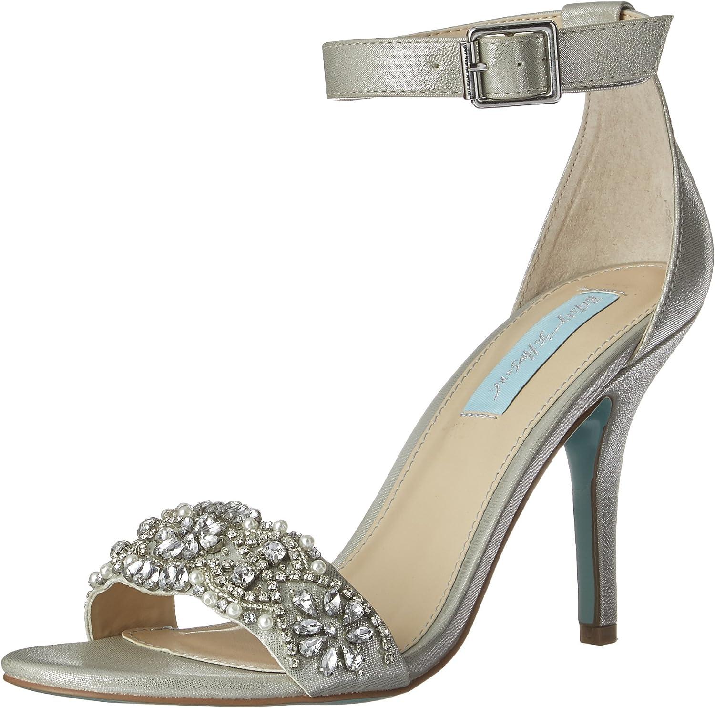 Betsey Johnson Women's Sb-Gina Dress Sandal
