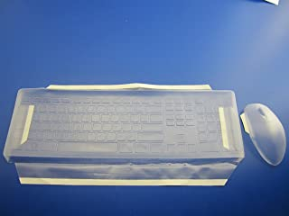 Protect Computer Products Dell KM632 Combo Keyboard & Mouse Cover DLB-1400-104