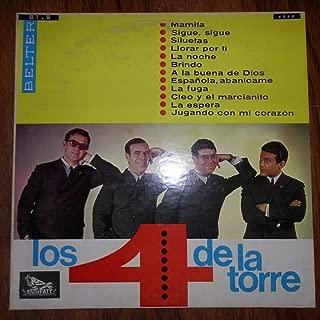 Los 4 De La Torre _ Belter / Serfaty BLP - 6014