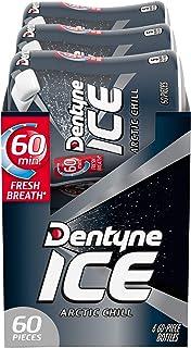 Sponsored Ad - Dentyne Ice Sugar Free Gum (Arctic Chill 60 Piece Pack of 6)