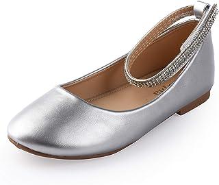 638465ae4a7 Nova Utopia Toddler Little Girls Ballet Flat Shoes