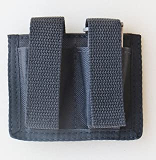 Federal Double Magazine Pouch for Sig Sauer P238, Taurus TCP, AMT 380 Backup
