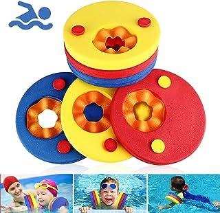 Flotador de Brazos para niños, flotadores de Espuma de 6