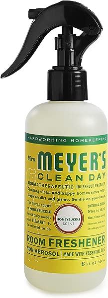 Mrs Meyer S Room Freshener Honeysuckle 8 OZ