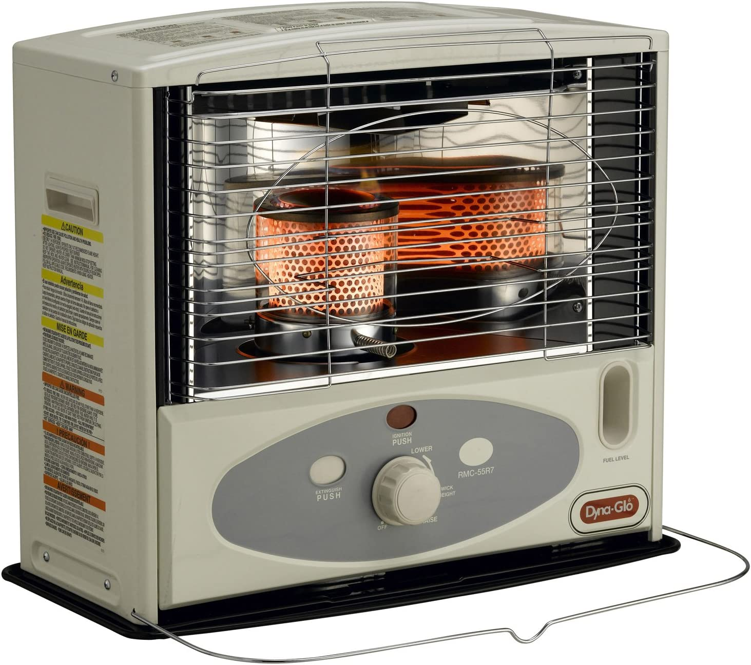 Dyna-Glo RMC-55R7 Indoor Kerosene Radiant National uniform free shipping BTU Ivo 10000 Heater Max 63% OFF