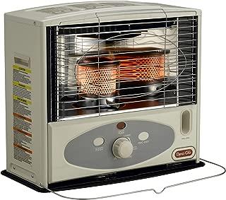 Dyna-Glo RMC-55R7 Indoor Kerosene Radiant Heater, 10000 BTU, Ivory