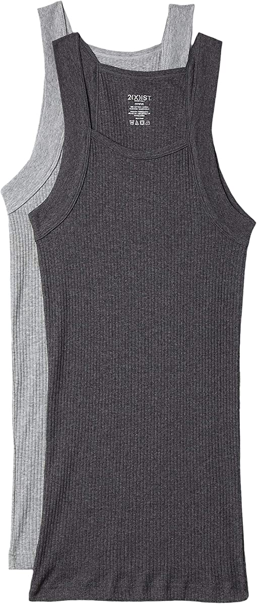 Charcoal Heather/Grey Heather