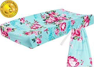 Posh Peanut Baby Changing Pad Cover Stretchy Polyester-Micro Fleece, for Standard 16