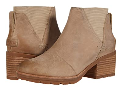 SOREL Cate Chelsea (Sandy Tan) Women