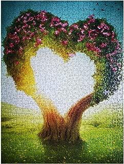 Best heart jigsaw puzzle Reviews