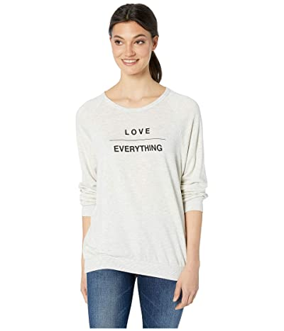 good hYOUman Dave LoveEverything Sweater (Natural) Women