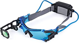 Spy Gear Spy Night Goggles - Features Lighted Blue Lenses, Retractable Scope, Adjustable Head Strap