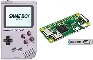 RETROFLAG (レトロフラッグ) GPi Case, Raspberry Pi Zero W セット