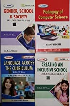 Language Across The Curriculum, Creating An Inclusive School, Gender School & Society, Pedagogy of Computer Science in Eng...