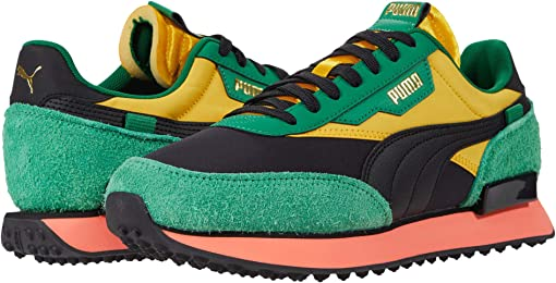 Puma Black/Amazon Green/Spectra Yellow