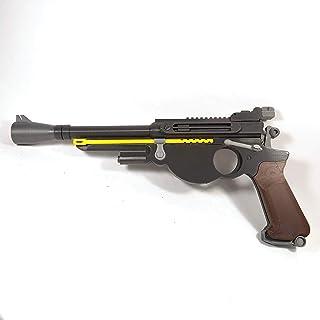 Handmade Mandalorian Blaster Gun Pistol Cosplay Games