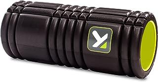 TriggerPoint Grid Foam Roller with Free Online Instructional Videos, Original (13-inch), Black